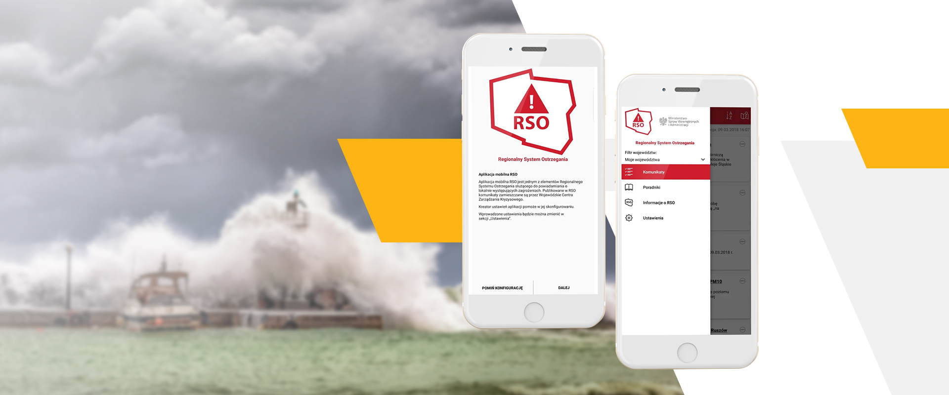 RSO – Regional Warning System