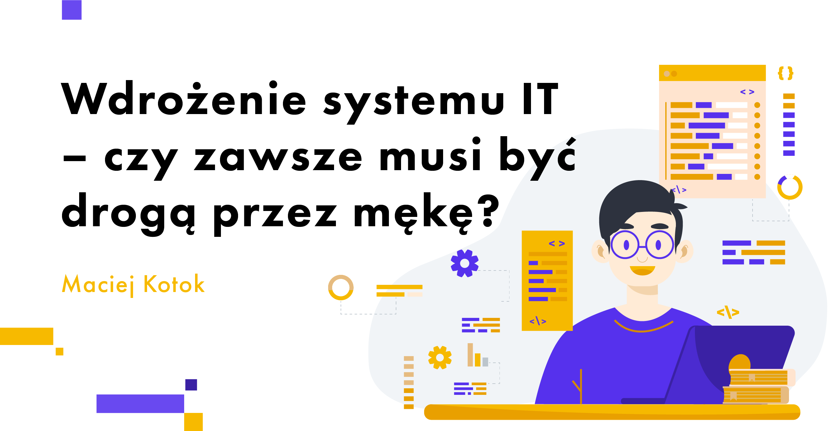 wdrożenie systemu IT